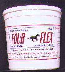 Four Flex - 12lbs. powder