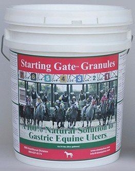 Starting Gate Granules 18.75lbs ,105 day supply
