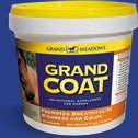 Grand Coat Supplement - 10lbs = 80 day supply - Grand Meadows