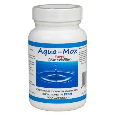 Aqua-Mox Forte - 500 mg - 100 capsules