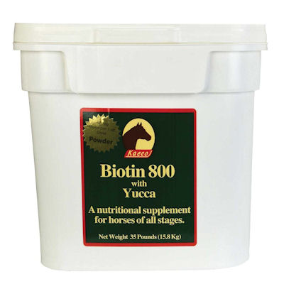 Biotin 800 Pellets- 35lb, 360 day supply