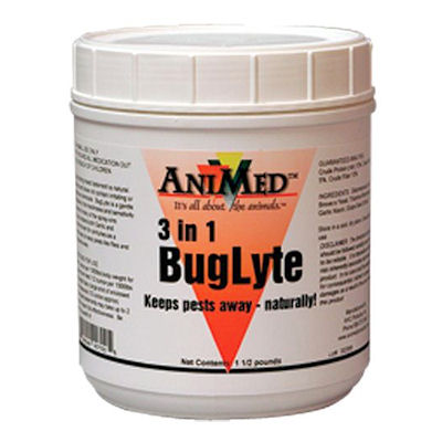 Bug Lyte - Insect Deterrent Supplement - All-Natural