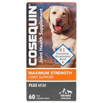 Cosequin Maximum Strength Chews + MSM - 132 tablets