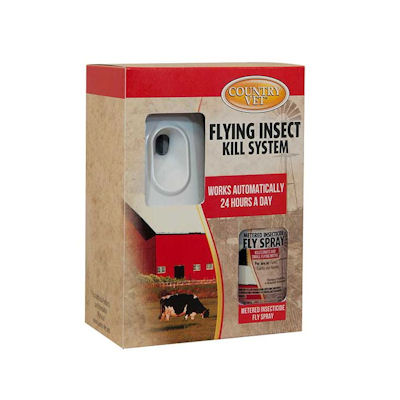 Counrty Vet Mosquito -  Fly Control & Air Freshner