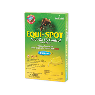 Equi-Spot - 6 Week Fly Control