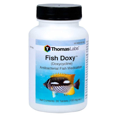 Fish Doxy -100 mg Doxycycline -30 tablets