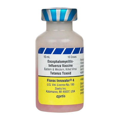 Fluvac Innovator 4 - Zoetis - 10 dose vial