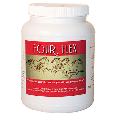Four Flex - 12lbs. powder