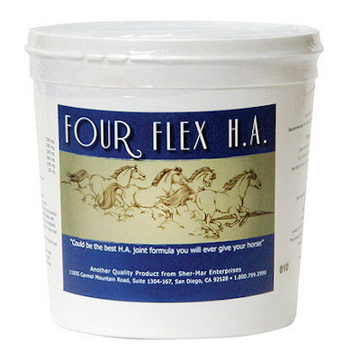 Four Flex HA 12lbs. powder, 192 day supply