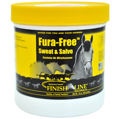 Fura Free Sweat & Salve - 16ounce