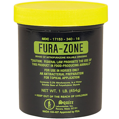 Fura Zone Ointment - 16 ounce