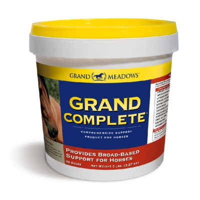 Grand Complete Granules 25lbs. - Grand Meadows