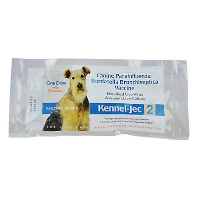 Kennel-Jec 2 - Single dose with nasal applicator