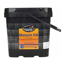 Maxum HA -High Potency Equine Joint Supplement - 8 lbs Mini Pellet - Includes Free Shipping