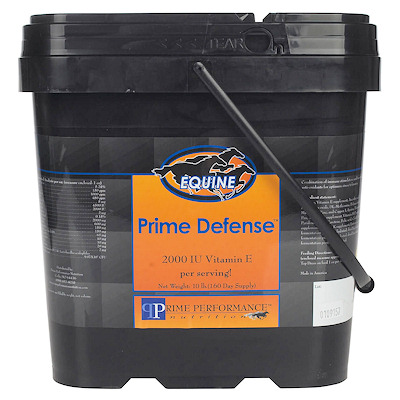 Prime Defense Vitamin E Mini Pellet - 10lbs