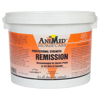 Remission - 4lbs. Granules - Ani Med
