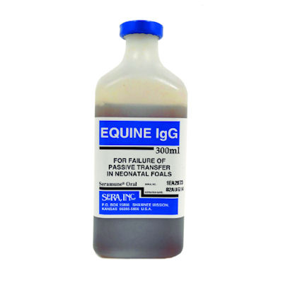 Seramune 300ml - Oral Equine IgG