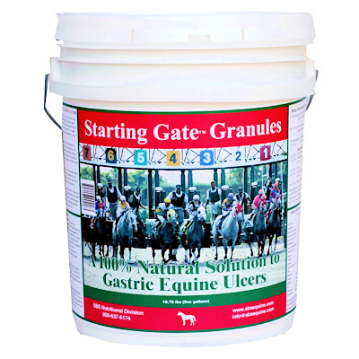 Starting Gate Granules 18.75lbs  - 105 day supply