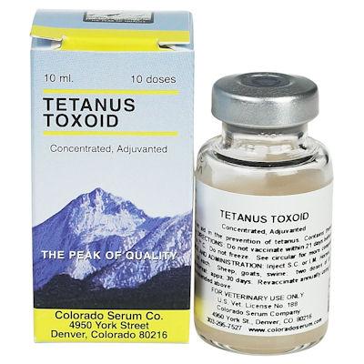 Tetanus Toxoid - 10 dose