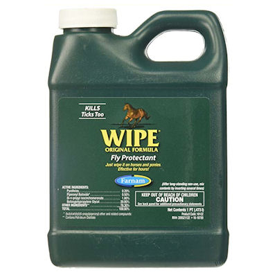 Wipe Original Formula Fly Protectant 16oz.